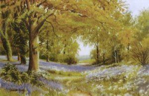 Springtime William H Jones