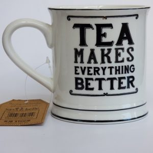 Tea makes everything