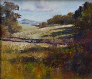 Ingleborough from Fellside Beck