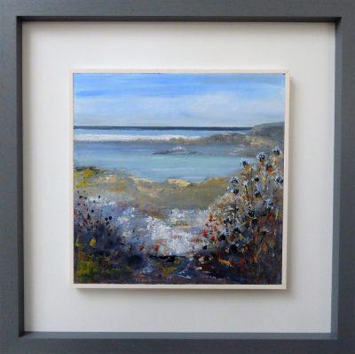Tranquil Bay framed